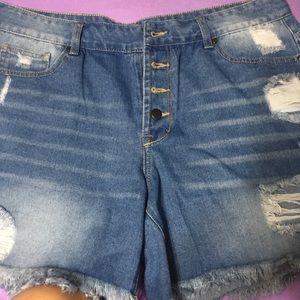 KanCan Shorts - KanCan shorts